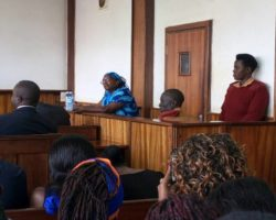 High court criminal division orders Buganda Road court to forward Stella Nyanzi case file