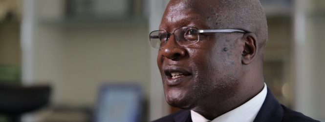 Chief Justice Bart Katureebe has challenged magistrates to win public trust in the judiciary.