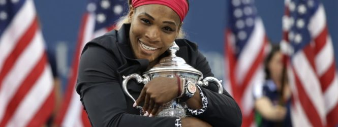 Serena Williams reveals she is 20 weeks pregnant with first child