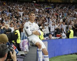 CL Semi Final 1 – Ronaldo's 42nd Real Madrid hat-trick slays Atletico