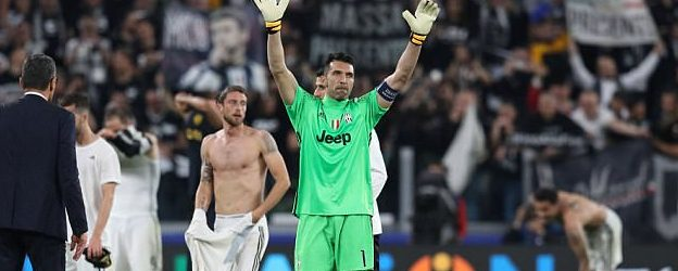 "Buffon ""Two years ago everyone thought it would be my last final,Here i am"""