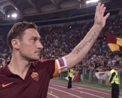 ROMA and Italian Legend Totti to retire at end of season