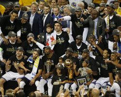 GSW win 2nd title in three seasons after victory over LeBron's Cavs