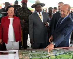 President Museveni accuses government officials of frustrusting investor