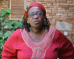 Stellah Nyanzi wins round one