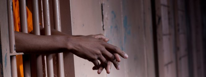Man held for raping his grandmother