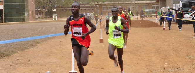 UPDF sends 127 officers to the EAC Military games