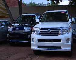 Judicial officers want official cars
