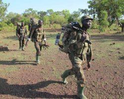UPDF deny deploying in Kenya