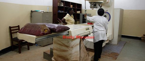 Ministry explains delayed delivery of cancer machine