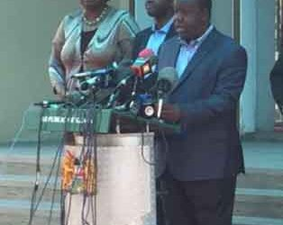 Kenyans assured of security