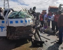 One confirmed dead in Kakira Accident