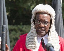 Justice Muraga under attack
