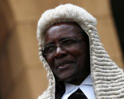 Kenyan Chief justice Attacks police