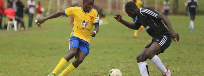 KCCA FC take on Maroons in the Uganda Premier League