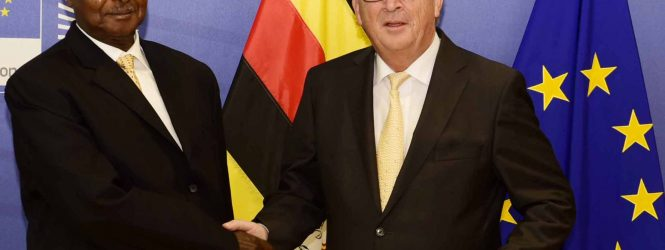 Museveni voices EAC concerns on EPAs to EU commission chief
