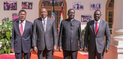 All eight Kenyan candidates invited to take part in the fresh poll