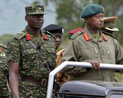 UPDF Commander in Chief makes changes