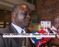 Deputy Chief Justice Apologizes for Delay of Constitutional Petitions hearings
