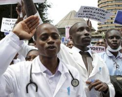 Medical doctors' strike set for November 6