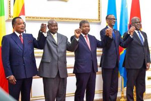 Gov't welcome M7- Kagame agreement