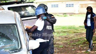 Bobi Wine Arrested As Uganda's Presidential Campaigns Reach Climax